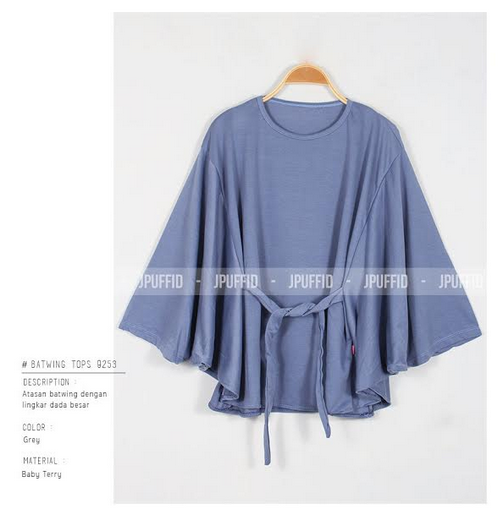 Batwing Tops 9253