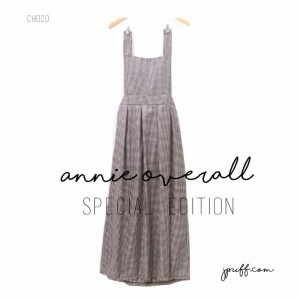 Annie Overall Special Edition