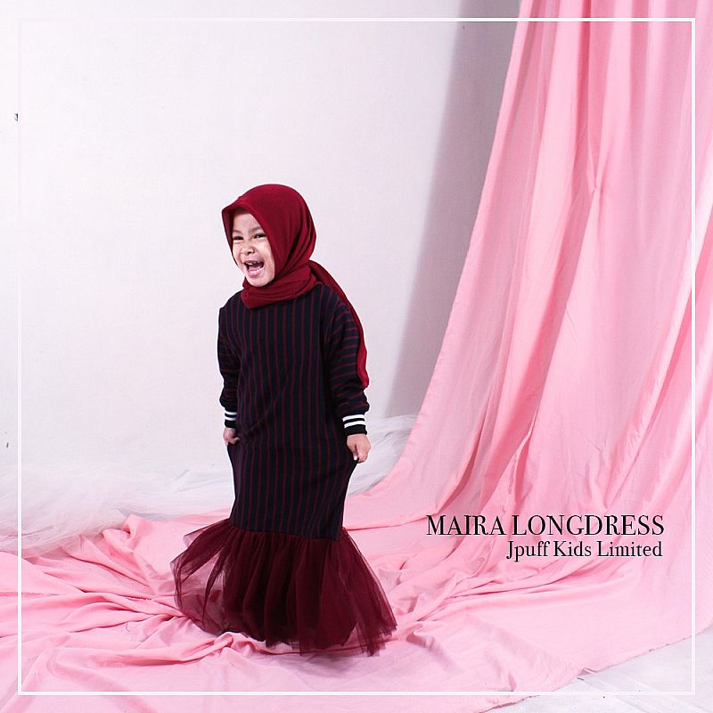 Maira Longdress Kids