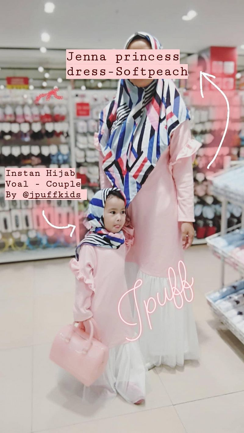 Jenna Longdress Princess (anak)